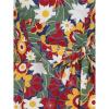 Afbeelding van Collectif | Jurk Jayleen 60's met tropische bloemen
