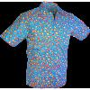 Afbeelding van Chenaski | Overhemd korte mouw, Coloured leo