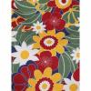Afbeelding van Collectif   Top Monica Tropical met bloemen