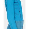 Afbeelding van ATO Berlin | Blauwe sportjas Nel met blauwe biezen