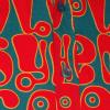 Afbeelding van Chenaski | Petrol rood seventies overhemd Moloko