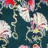 Afbeelding van Chenaski | overhemd seventies, Deco cord groen