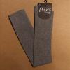 Afbeelding van Flirt | Overknee sokken mediumgrijs
