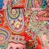 Afbeelding van Chenaski | Kleurrijke paisley pantalon met uitlopende pijpen