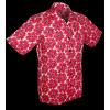 Afbeelding van Overhemd korte mouw, power of pink