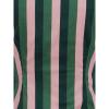 Afbeelding van Collectif | Top Dolores Palm Stripe roze groen