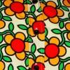 Afbeelding van Chenaski - dames blouse Flowergrid, creme
