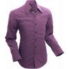 Afbeelding van Overhemd 70s Basic Aubergine