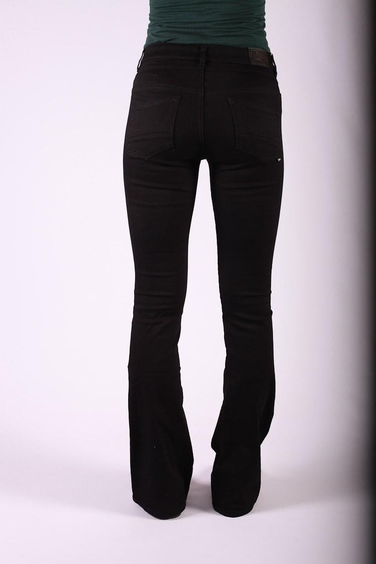 Jeans Karlie, zwarte stretch