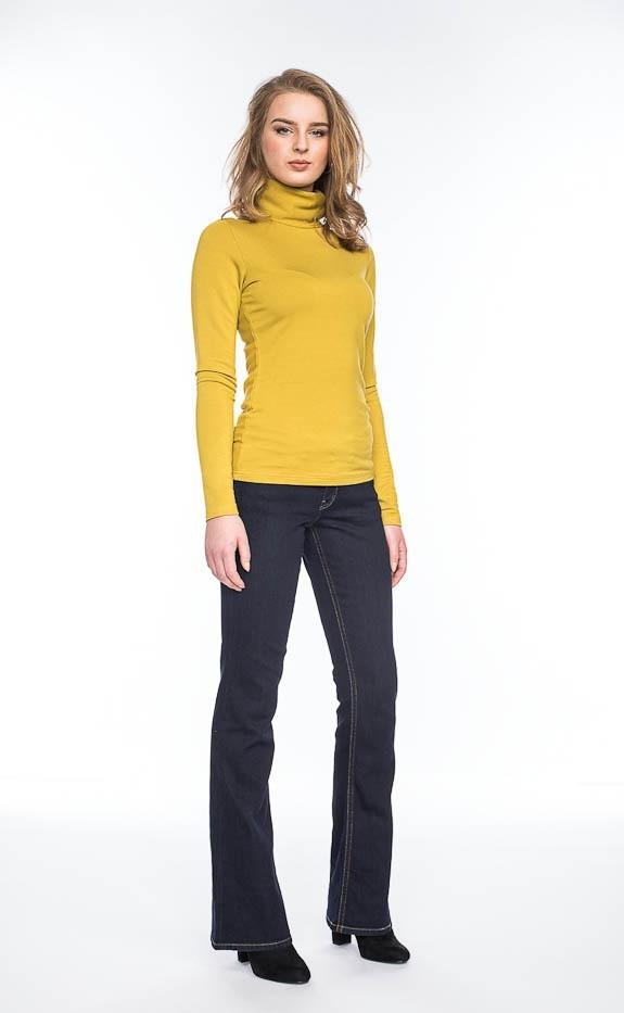 Coltrui Rolli, longsleeves neon geel