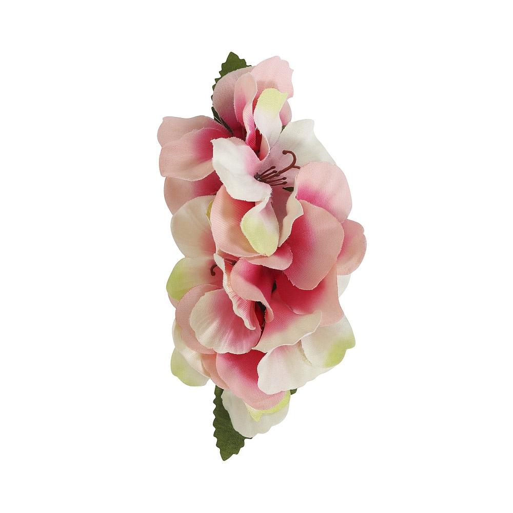 Collectif   Haarclip / broche Lola roze