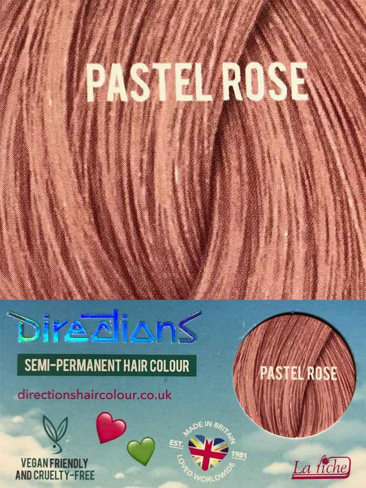 Directions | Semi Permanente Haarverf Pastel Rose