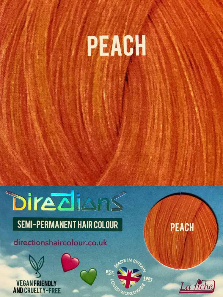 Directions | Semi Permanente Haarverf Peach