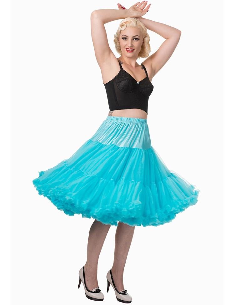 Petticoat Lifeforms Kuitlang met extra volume, blauw