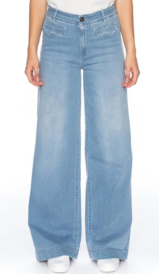 ATO Berlin | Jeans met wijde rechte pijpen Lacy Vanu