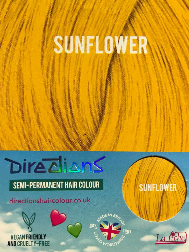 Directions | Semi Permanente Haarverf Sunflower