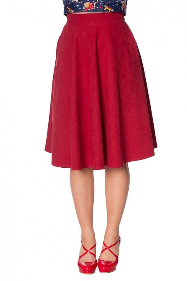 Rok Sophicated, swingmodel, rood