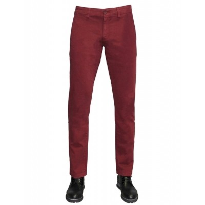 Foto van Pantalon Chino Bordeaux