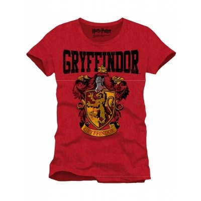 Foto van T-shirt Griffindor School Harry Potter