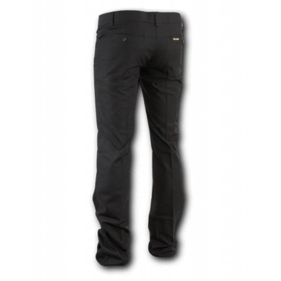 Foto van Pantalon recht model Zwart