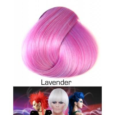 Semi Permanente Haarverf Lavender