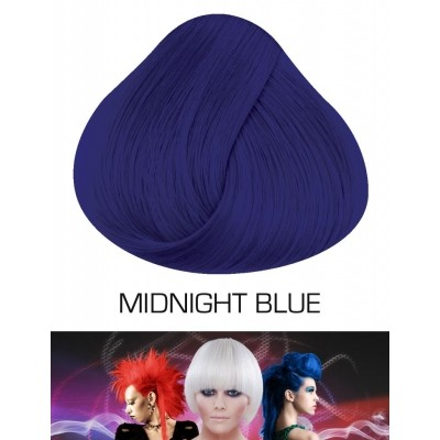 Foto van Semi Permanente Haarverf Midnight Blue