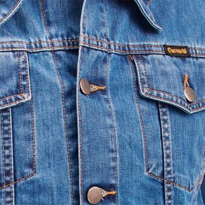 Foto van Jeans retro jas, classic denim