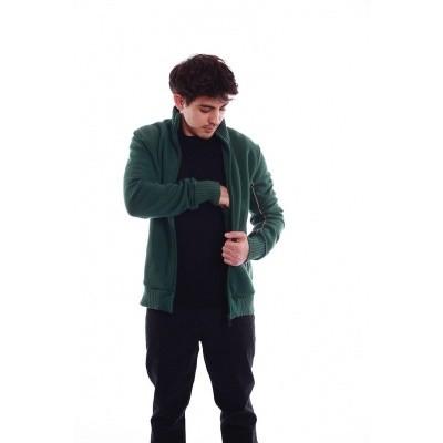 Foto van Vest Boy, groen met steekzakken