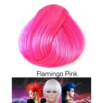 Semi Permanente Haarverf Flamingo Pink