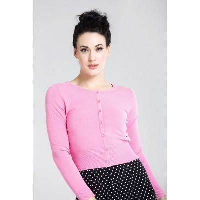 Cardigan Paloma, roze