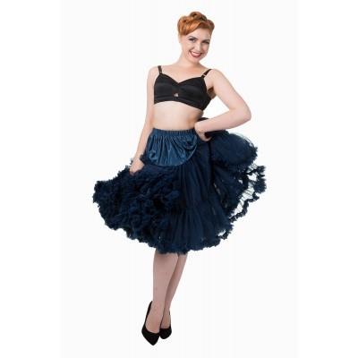 Foto van Petticoat Lifeforms, kuitlang met extra volume, navy