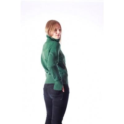 Foto van ATO Berlin | Vest Nel, groen met steekzakken