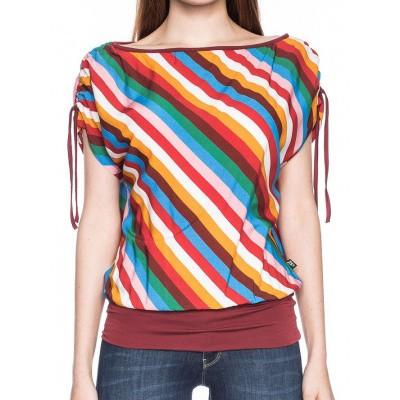 Foto van T-shirt Mona, multikleur