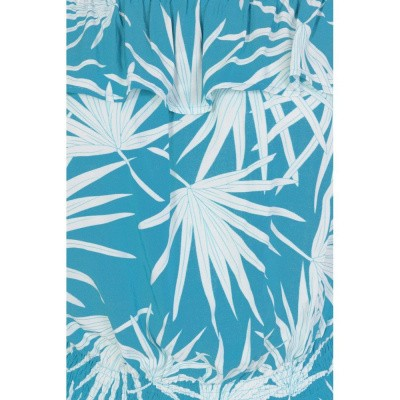 Foto van Top Bebe Palm Print, blauw