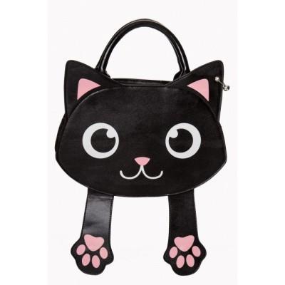 Foto van Handtas, Bag of Tricks, kattensnoetje met belletje