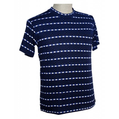 Shirt Stars Blauw