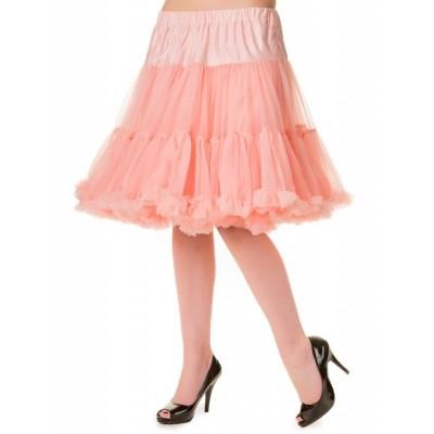 Foto van Petticoat Walkabout Knielang met extra volume Zachtroze