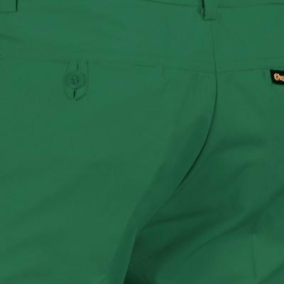 Foto van Chenaski | Pantalon met uitlopende pijp groen