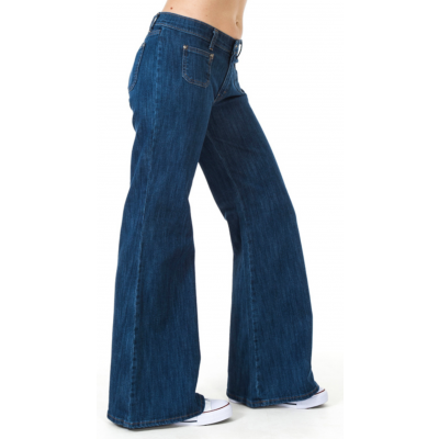 Foto van Jeans Seventies Bellbottom Denim