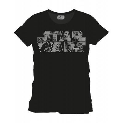 Foto van T-shirt Star Wars Characters