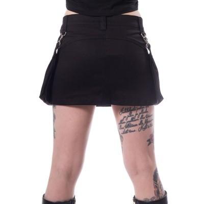 Foto van Rok Noora zwart met afneembare zakken