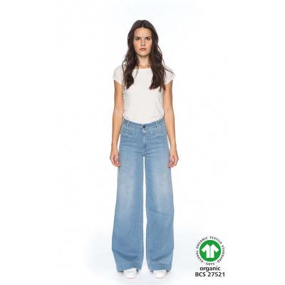 Foto van ATO Berlin | Jeans met wijde rechte pijpen Lacy Vanu