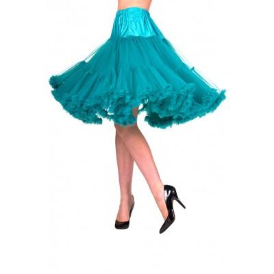 Foto van Petticoat Lifeforms Kuitlang met extra volume, emerald groen