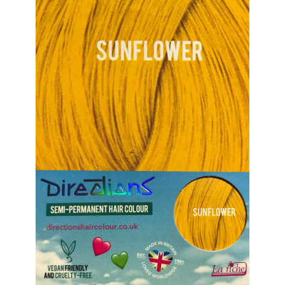 Foto van Directions | Semi Permanente Haarverf Sunflower