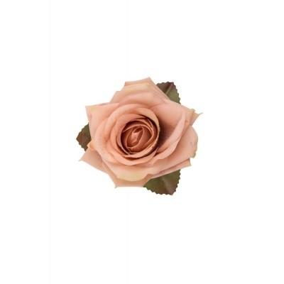 Foto van Haarclip Collectif, roze roos