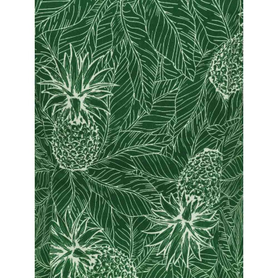 Foto van Collectif | Top Dolores Pineapple Palm groen