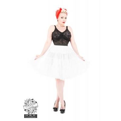 Foto van Petticoat Wit met katoenen voering