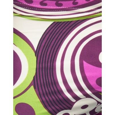 Foto van Zwembroek Ornamentical Creme Purple