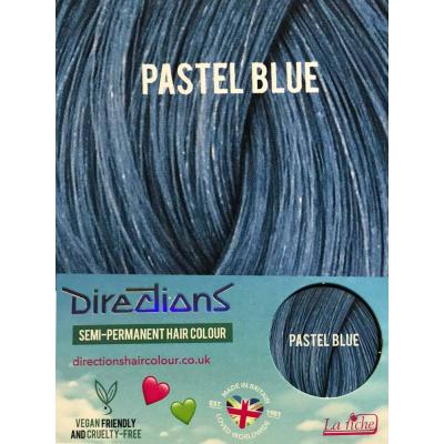 Foto van Directions | Semi Permanente Haarverf Pastel Blue