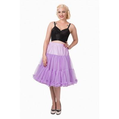 Foto van Petticoat Lifeforms Kuitlang met extra volume, lavendel